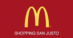 Mc Donald's – Shopping San Justo